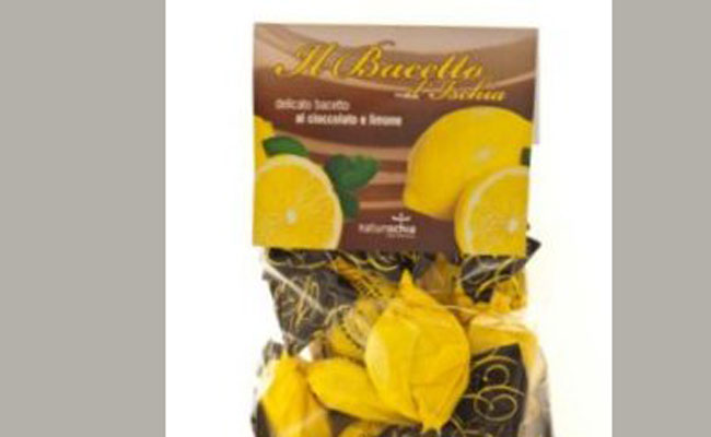 Lemon Chocolate Bacetto gr. 150