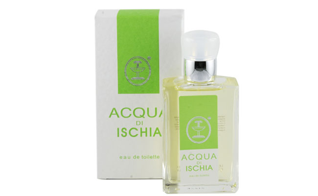 "Eau de Ischia ""citrus fruits scent"""