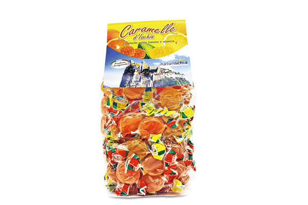 Gelèe Citrus candies gr. 500