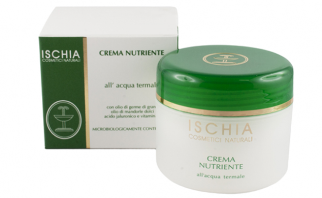 Crema nutriente - vaso da 100ml
