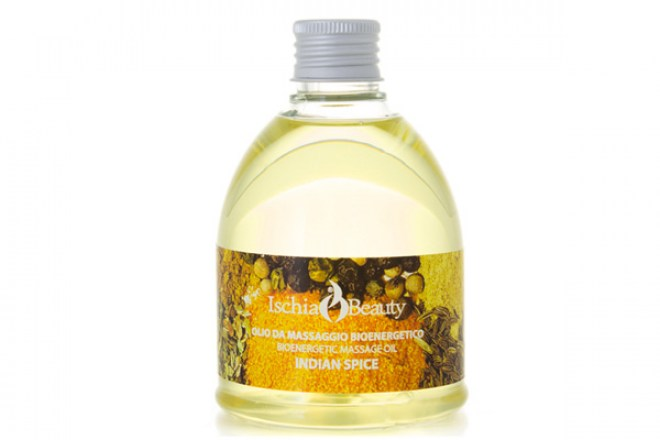 Olio da Massaggio Bioenergetico Indian Spice – 500ml