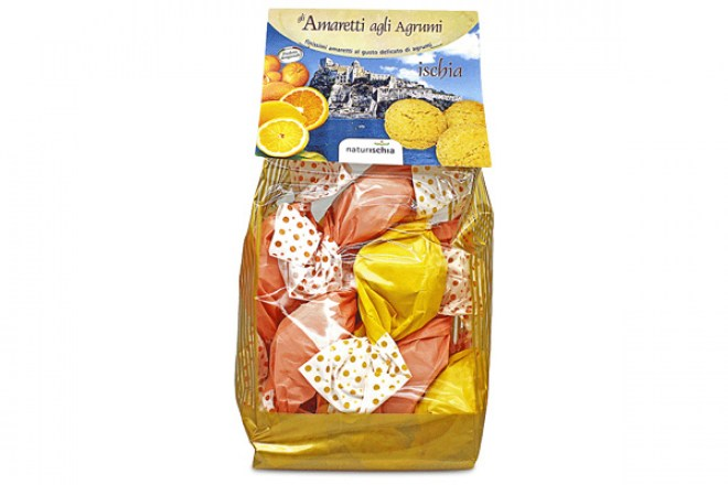 Amaretti with Citrus fruits gr. 200