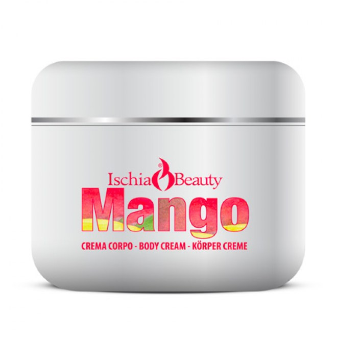 Mango body cream